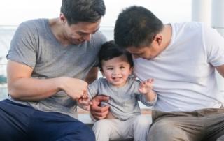 Legislación, mitos y cómo formar una familia homoparental. Diversidad familiar