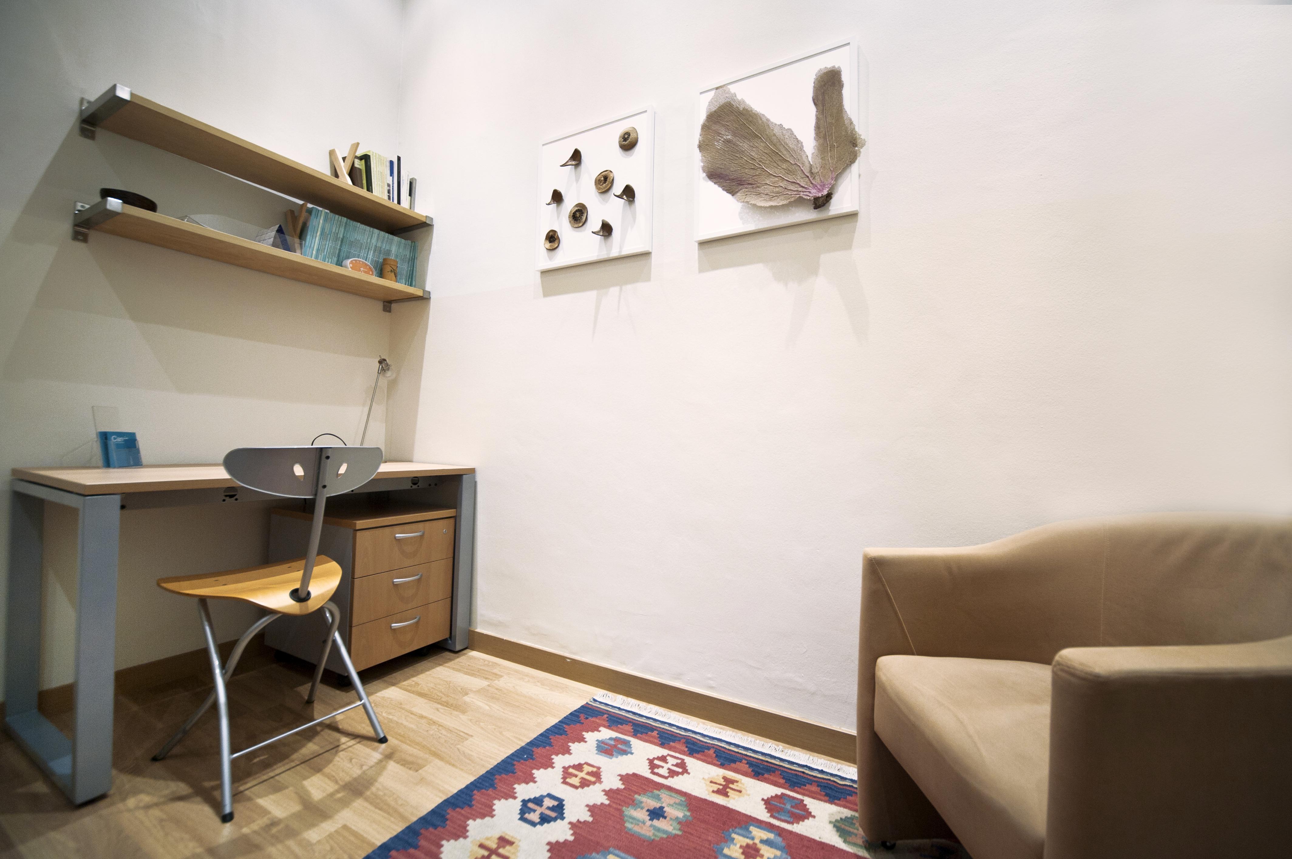 Terapia psicológica en el centro de psicología Canvis en Barcelona