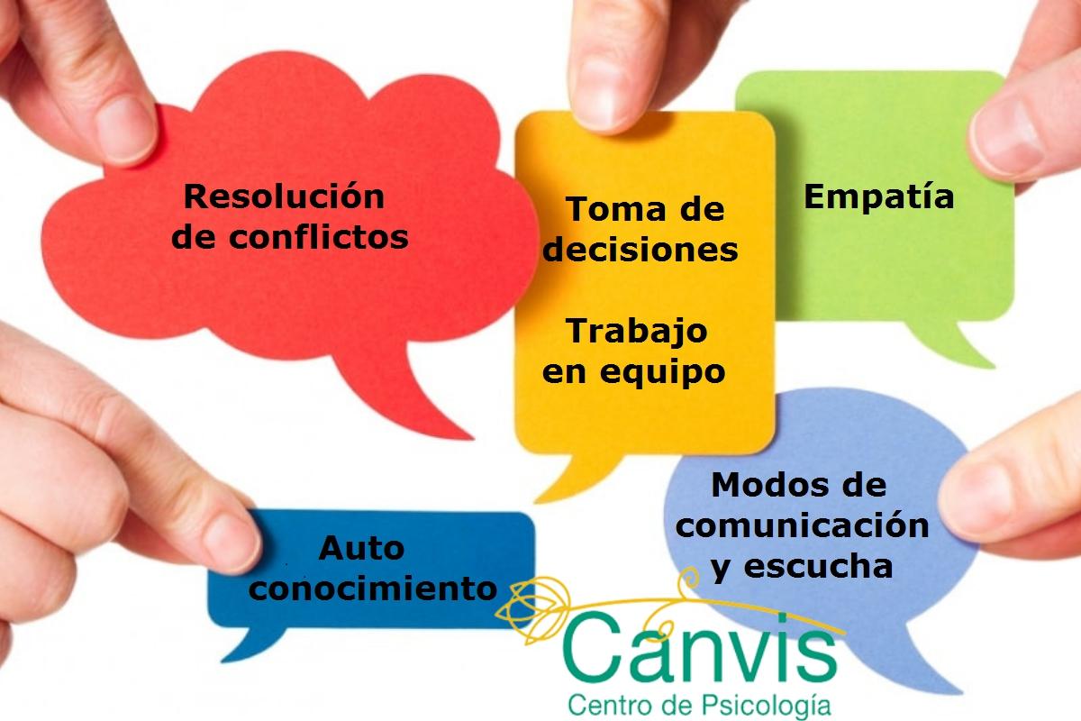 Curso taller de habilidades sociales en barcelona